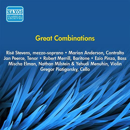 Play & Download Great Combinations (1953) by Various Artists | Napster