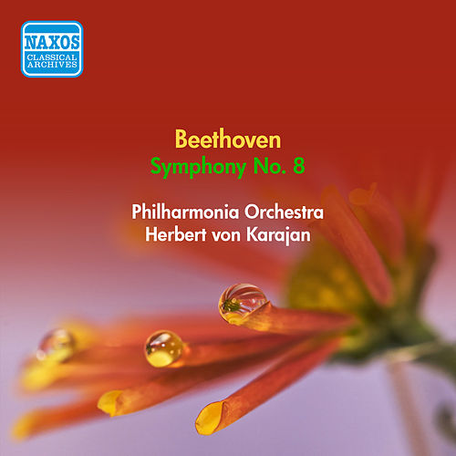 Beethoven: Symphony No. 8 (1956) by Herbert Von Karajan