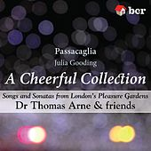 Play & Download A Cheerful Collection - Songs and Sonatas from London's Pleasure Gardens by Passacaglia | Napster