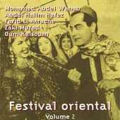 Play & Download Festival oriental, Vol. 2 by Various Artists | Napster
