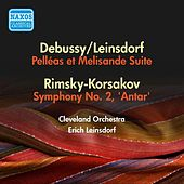 Play & Download Debussy: Pelleas Et Melisande Suite / Sonata for Flute, Viola and Harp / Rimsky-Korsakov: Symphony No. 2,