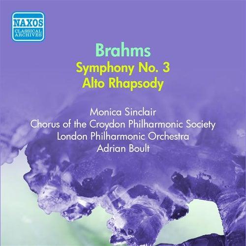 Brahms: Symphony No. 3 (Boult) (1954) by Adrian Boult