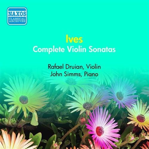 Play & Download Ives, C.: Violin Sonatas Nos. 1-4 (Druian) (1956) by Rafael Druian | Napster