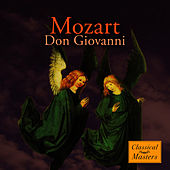 Mozart - Don Giovanni by Cesare Siepi