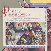 Shostakovich: Music for Theatre by Edward Serov