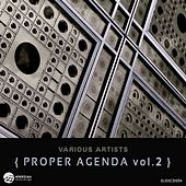 Play & Download Proper Agenda, Vol. 2 by Various Artists   Napster