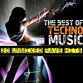 The Best of Techno Music (20 Unmixed Rave Hits) by Various Artists