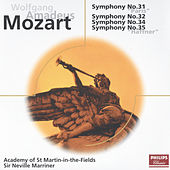 Play & Download Mozart: Symphonies Nos.31,32,34 & 35 by Various Artists | Napster