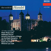 Play & Download The World of Handel by Various Artists | Napster