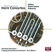 Play & Download Virtuoso Horn Concertos by Hermann Baumann | Napster