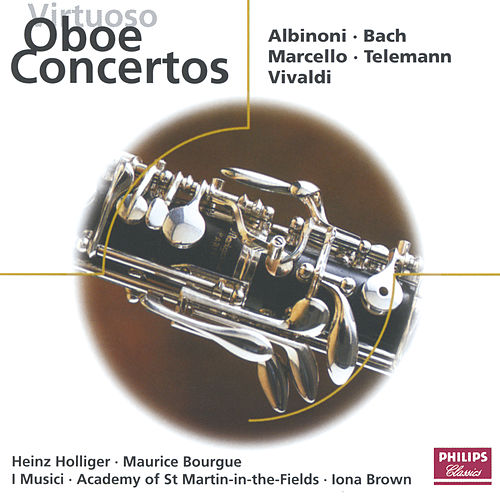 Play & Download Virtuoso Oboe Concertos by Heinz, Holliger | Napster