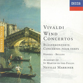 Vivaldi: Wind Concertos by Various Artists