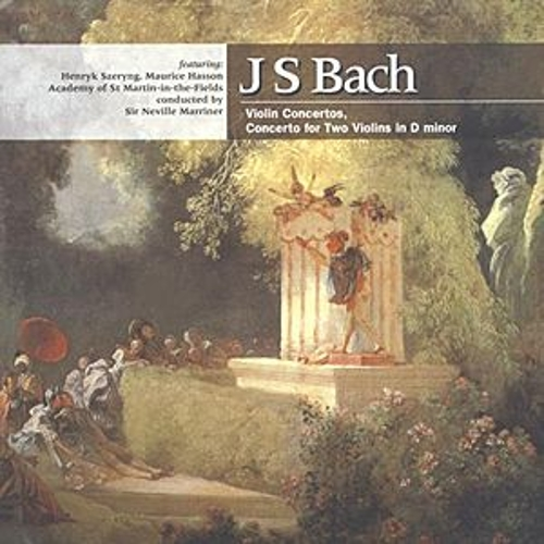 Play & Download Bach, J.S.: Violin Concertos by Henryk Szeryng | Napster