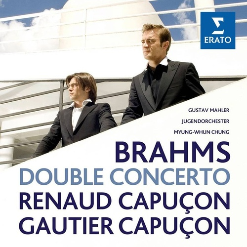 Play & Download Brahms Double Concerto in A minor Op.102 by Gustav Mahler Jugendorchester | Napster