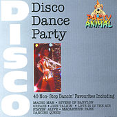 Disco Dance Party by The Hustlers