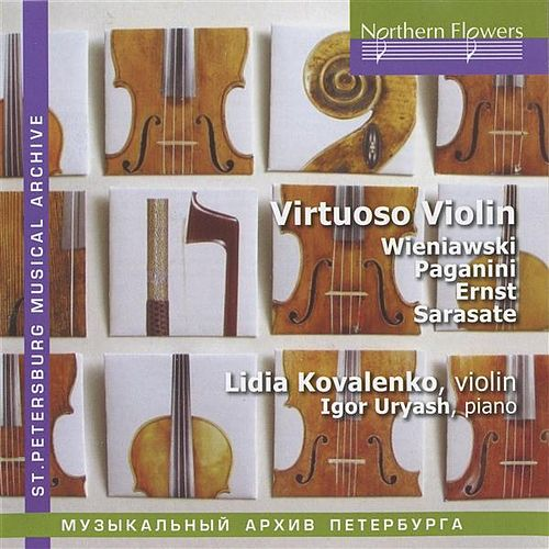 Play & Download Virtuoso Violin by Lidia Kovalenko | Napster