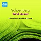 Play & Download Schoenberg: Wind Quintet (Philadelphia Woodwind Quintet) (1957) by Philadelphia Woodwind Quintet | Napster