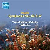 Play & Download Haydn, J.: Symphonies Nos. 53, 67 (Vienna Symphony, Sacher) (1954) by Paul Sacher | Napster