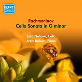 Play & Download Rachmaninov, S.: Cello Sonata (Nelsova, Balsam) (1956) by Zara Nelsova | Napster