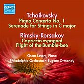 Play & Download Tchaikovsky, P.: Piano Concerto No. 1 /  Serenade in C Major / Rimsky-Korsakov, N.A.: Capriccio Espagnol (Levant, Ormandy) (1947-1953) by Various Artists | Napster