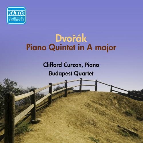 Dvorak, A.: Piano Quintet (Curzon, Budapest String Quartet) (1953) by Clifford Curzon