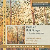Russian Folk Songs in Choir Arrangements by Various Artists