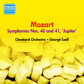 Play & Download Mozart, W.A.: Symphonies Nos. 40, 41 (Szell) (1955) by George Szell | Napster