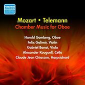 Play & Download Mozart, W.A.: Oboe Quartet in F Major / Telemann, G.F.: Oboe Sonata in C Minor / Partita No. 5 in E Minor (Gomberg) (1954) by Various Artists | Napster