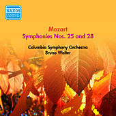 Play & Download Mozart, W.A.: Symphonies Nos. 25 and 28 (Walter) (1954) by Bruno Walter | Napster