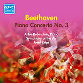 Play & Download Beethoven: Piano Concerto No. 3 (Rubinstein) (1956) by Arthur Rubinstein | Napster