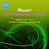 Play & Download Mozart, W.A.: Piano Concertos Nos. 17, 25 (Serkin, Cleveland Orchestra, Stell) (1955) by Rudolf Serkin | Napster