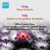 Play & Download Grieg, E.: Piano Concerto / Falla, M.: Noches En Los Jardines De Espana (Curzon) (1951) by Clifford Curzon | Napster