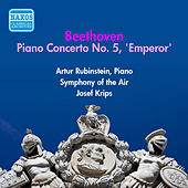 Beethoven, L. Van: Piano Concerto No. 5 (Rubinstein, Symphony of the Air, Krips) (1956) by Arthur Rubinstein