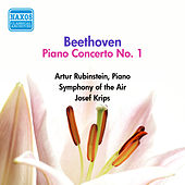 Play & Download Beethoven, L. Van: Piano Concerto No. 1 (Rubinstein, Symphony of the Air, Krips) (1956) by Arthur Rubinstein | Napster