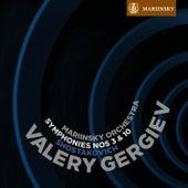Play & Download Shostakovich: Symphony Nos 3 & 10 by Valery Gergiev | Napster