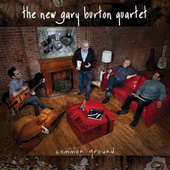 Play & Download Common Ground by The New Gary Burton Quartet | Napster