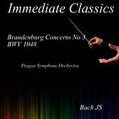 Play & Download Bach: Brandenburg Concerto No. 3, BWV 1048 by Prague Symphony Orchestra | Napster