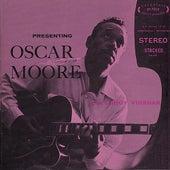 Presenting Oscar Moore with Leroy Vinegar by Oscar Moore