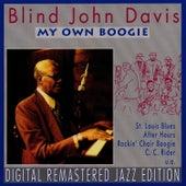 My Own Boogie by Blind John Davis