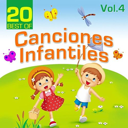 20 Best Of Canciones Infantiles Vol. 4 by The Countdown Kids