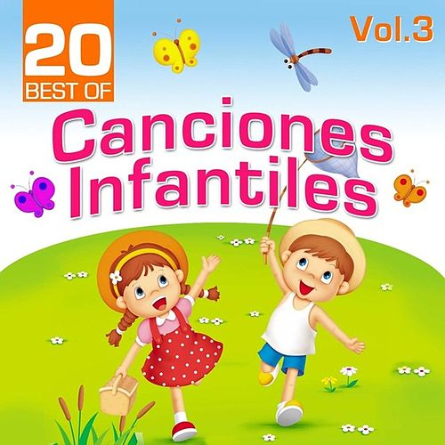 20 Best Of Canciones Infantiles Vol. 3 by The Countdown Kids