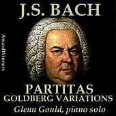 Bach, Vol. 10 - Partitas & Goldberg Variations by Glenn Gould