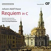 Play & Download Hasse: Requiem in C by Hans-Christoph Rademann | Napster