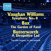 Vaughan Williams: Symphony No. 8 / Bax: The Garden of Fand (Barbirolli) (1956) by John Barbirolli