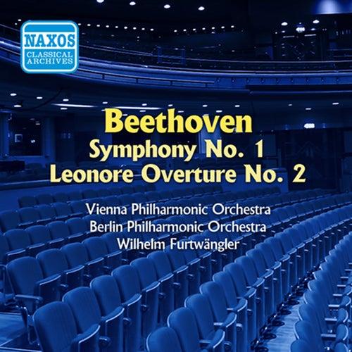 Play & Download Beethoven: Symphony No. 1 / Leonore Overture No. 2 (Furtwangler) (1952-54) by Wilhelm Furtwängler | Napster