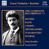 Play & Download Kreisler: The Complete Recordings, Vol. 3 (1914-1916) by Fritz Kreisler | Napster