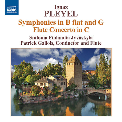 Play & Download Pleyel: Flute Concerto - Symphonies in B flat major and in G major by Patrick Gallois | Napster