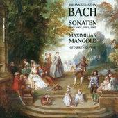 Bach: Sonaten, BWV 1001, 1003, 1005 by Maximilian Mangold