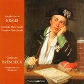Play & Download Kraus: Sämtlicht Klavierwerke by Christian Brembeck | Napster