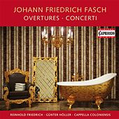 Play & Download Fasch: Ouvertures - Concerti by Various Artists | Napster
